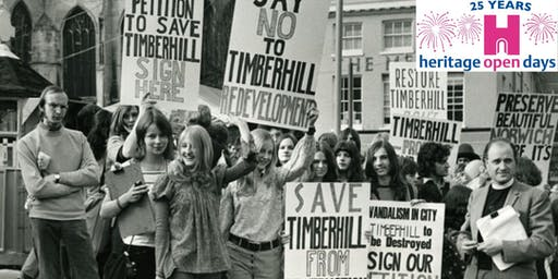 Heritage Sunday: People and Protest