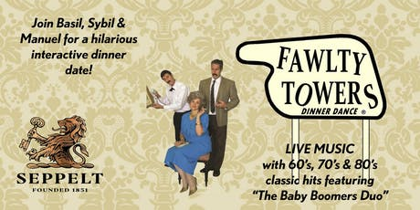 Fawlty Towers Dinner Dance tickets