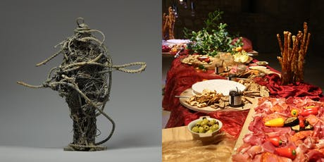 TALKS & TAPAS: Champagne, Tapas and a Curator led tour of Laurence Edwards New Major Exhibition tickets