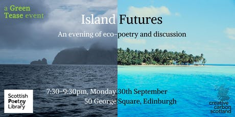 Island Futures: An Evening of Eco-Poetry and Discussion tickets