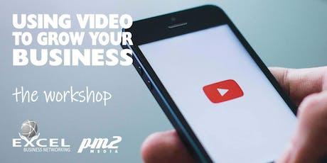 Video Marketing Workshop  tickets