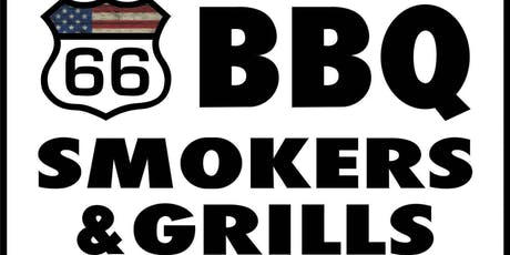 The Beard and The BBQ Masterclass @ BBQ Smokers Villawood!  tickets