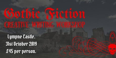Creative Writing Workshop: Gothic Fiction with Silvertongue Creative tickets