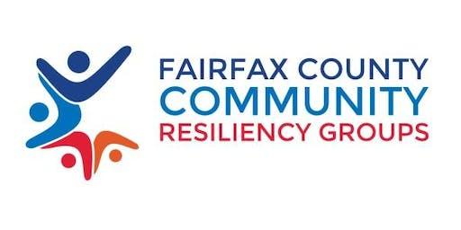 Community Resiliency Group Region 1 Meeting