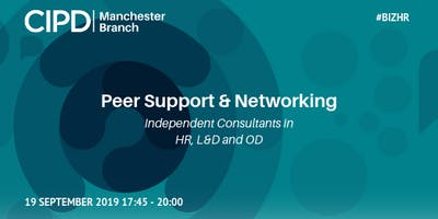 Independent Consultants Peer Support & Networking Group | September 2019