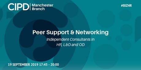 Independent Consultants Peer Support & Networking Group | September 2019 tickets