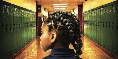 PUSHOUT: Criminalization of Black Girls in Schools tickets