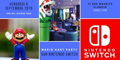 Mario Kart Party - Tournoi sur NintendoSwitch