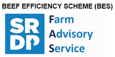 Beef Efficiency Scheme (BES) Event 31st October 2019 Baden Powell Centre, Turriff