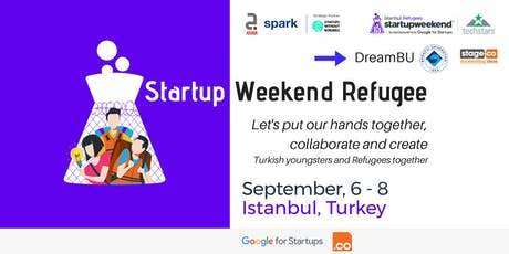 Techstars Startup Weekend Istanbul -Refugee Edition tickets