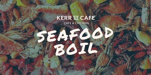 - SEAFOOD BOIL -