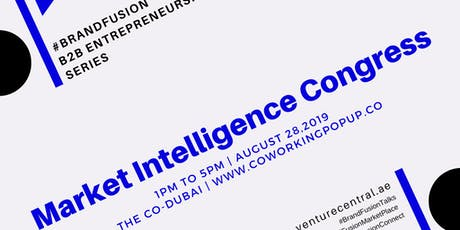 Marketing Intelligence Congress tickets