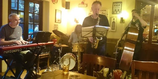 Bank Holiday Sunday Jazz w Andy Bowie 4tet