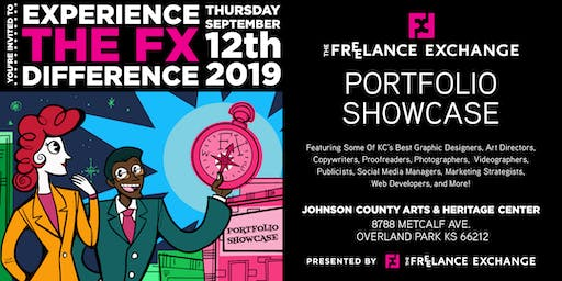 2019 Annual Portfolio Showcase — Exhibitor Register/Sponsor