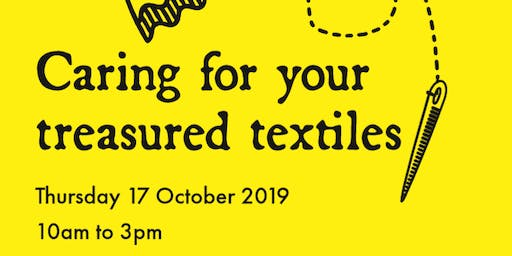 Caring for your treasured textiles