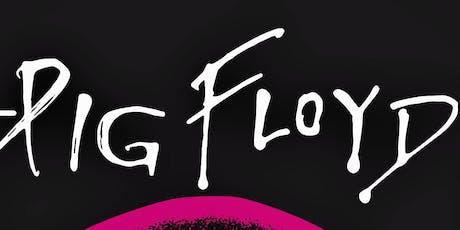Pig Floyd BBQ Bus Hurricanes vs Gators tickets