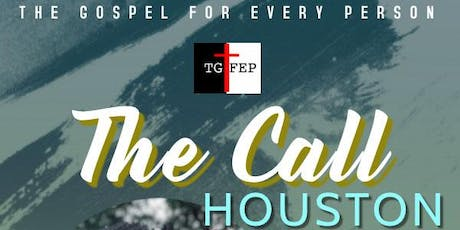 The Call Houston - A Worship Experience tickets