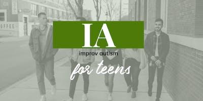 Improv Autism for Teens | Sept-Oct 2019