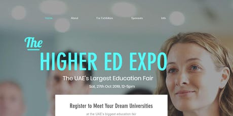 The Higher Ed Expo tickets