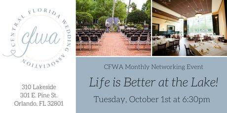 CFWA October Networking Event at 310 Lakeside tickets