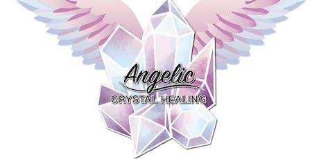 Angelcard and Pendulum Dowsing Workshop tickets