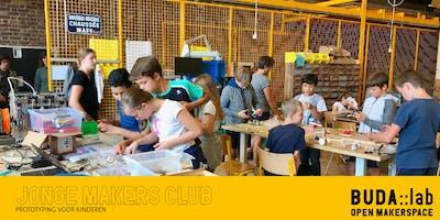 Jonge Makers I Club najaar 2019