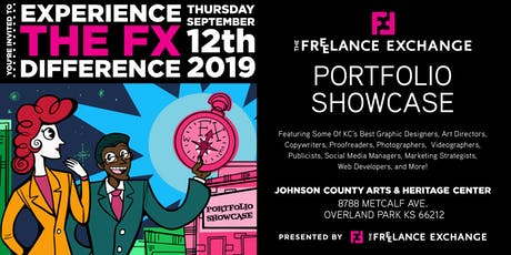 2019 Annual Portfolio Showcase — Attendee Register/Sponsor tickets