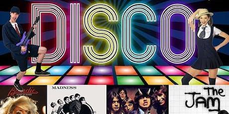 CMCC Old Skool Fancy Dress Disco tickets