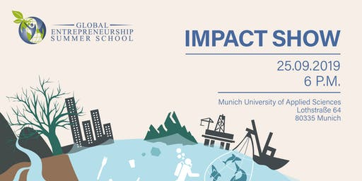 The Global Entrepreneurship Summer School's - Finals