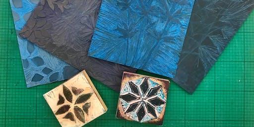 Linocut and Printing Workshop