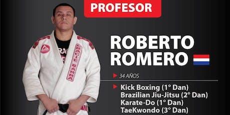 Roberto Romero BJJ Seminar tickets