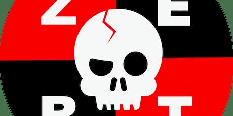 Holy City Zombie Hunt tickets