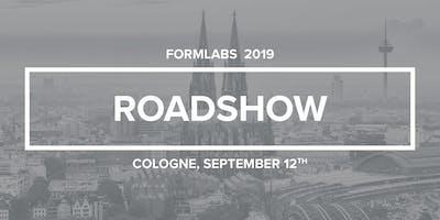 Formlabs-Roadshow bei 3Dmensionals  in Göppingen (bei Stuttgart)