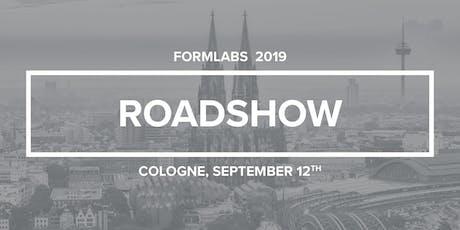 Formlabs-Roadshow bei 3Dmensionals  in Göppingen (bei Stuttgart) tickets