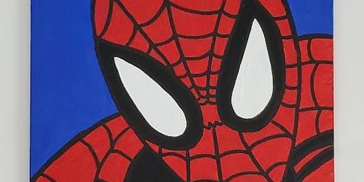 Super Hero Costume Event