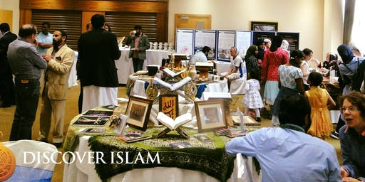 Cork Islamic Culture Exhibition 2019