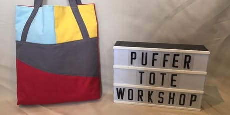 Tote Bag Workshop tickets