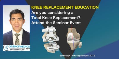 Total Knee Replacement - Patient Specific Technology and More