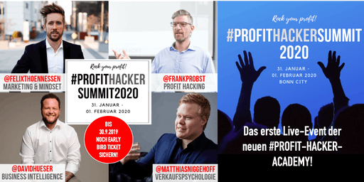 #PROFITHACKERSUMMIT2020