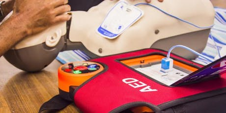 Basic Life Support and Safe use of an AED - Level 2  - Half Day tickets