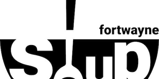 September 19th Fort Wayne SOUP