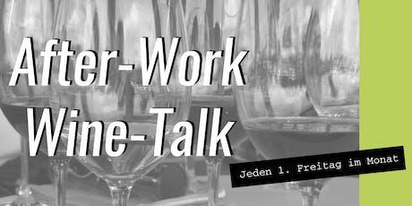 After-Work-Wine-Talk: Weltberühmt: deutscher Riesling  Tickets