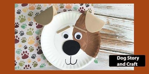 Puppy Craft & Storytime