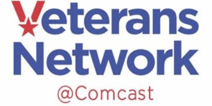 Comcast Veterans Network Panel Spotlight Networking Dinner