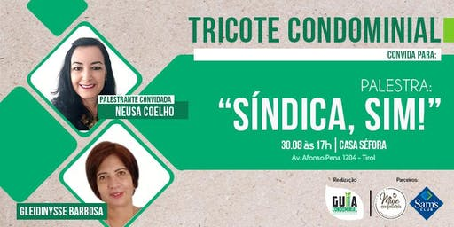 Tricote Condominial - Sindica, SIM!