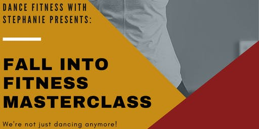 Fall Into Fitness MasterClass