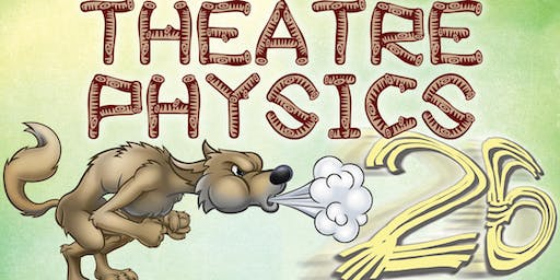 Theatre Physics 26 - 9/15 at 2pm
