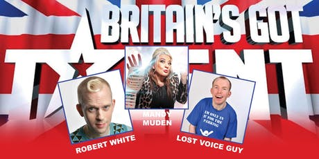 Clitheroe Comedy Club: Britain's Got Talent Special tickets