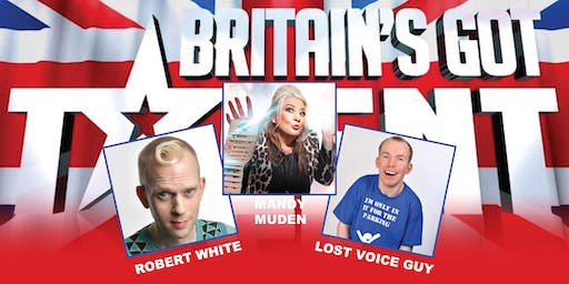 Clitheroe Comedy Club: Britain's Got Talent Special