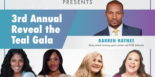 2019 Reveal the Teal Gala